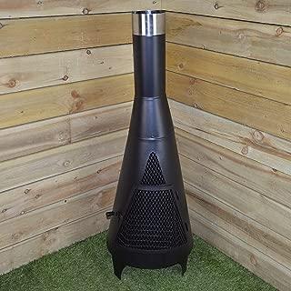 Enders Fancy Color Negro 8 kW Estufa para Exteriores