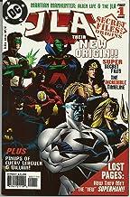 JLA Secret Files & Origins #1 (NM) Their New Origin! Martian Manhunter