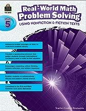 Real-World Math Problem Solving Grade 5: Grade 5