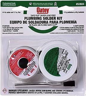 Oatey 50684 Safe-Flo Silver Plumbing Kit