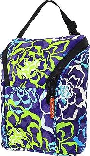 Sanne Baby Bottle Cooler Bottle Cooler Bag, Insulated Cooler Tote Keep Breast Milk Cold or Warm for Women,Men, and Kids (Blue)