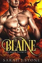 Blaine (Dragon Elements Book 1) Kindle Edition