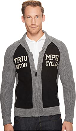 Lucky Brand - Triumph Shawl Cardigan Sweater