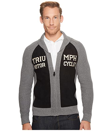 Coach Larry Wade Sweater: Lucky Brand Triumph Shawl Cardigan Sweater At 6pm