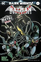 BATMAN WHO LAUGHS #1 (METAL) Release Date 11/15/17
