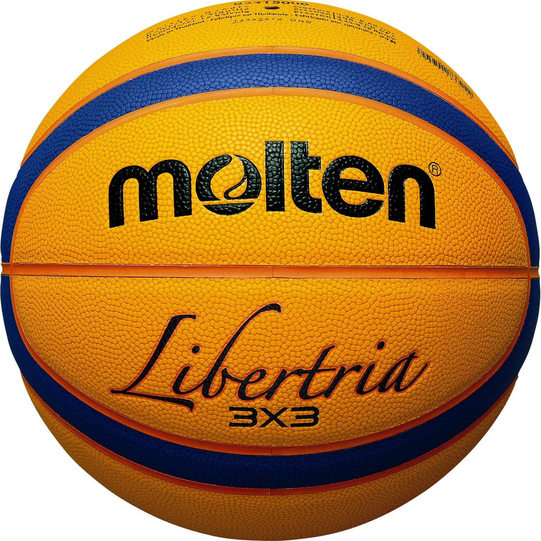 MOLTEN Adultos b33t5000 Baloncesto, Amarillo, 6: Amazon.es ...