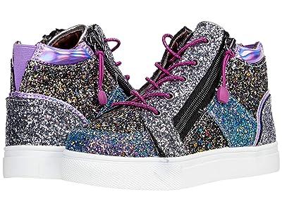 Steve Madden Kids Laylaa Wide Sneaker (Little Kid/Big Kid)