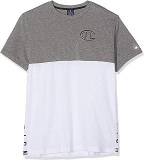 eea411094 Champion Crewneck T-Shirt Camiseta, Hombre