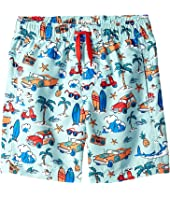 Surf Island Swim Trunks (Toddler/Little Kids/Big Kids)