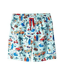 Surf Island Swim Trunks (Toddler/Little Kids/Big Kids)