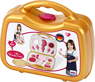 Theo Klein 5293 Princess Coralie Case with Electrical Hairdryer, Toy, Multi-Colored