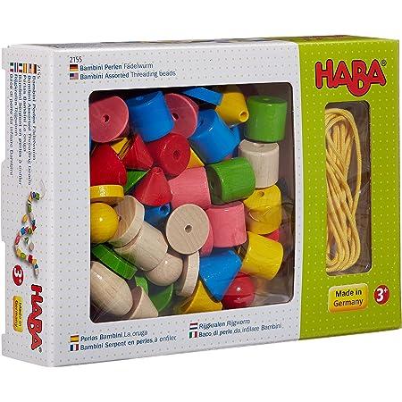 ハバ(HABA) カラービーズ・6シェイプ HA2155
