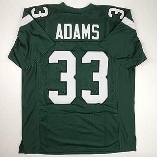 Unsigned Jamal Adams New York Green Custom Stitched Football Jersey Size XL New No Brands/Logos