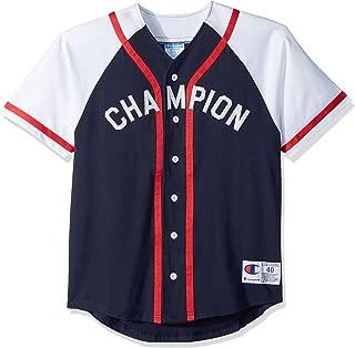 Champion LIFE Braided Baseball Jersey