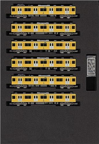 Spur N 4642 Seibu 9000 Serie Tuertasche Fenster schliessen Haematopoese fuer Zwischenrad 6-Car Set (ohne Stromversorgung) (lackiert PVC)
