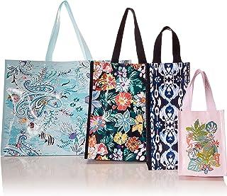 Vera Bradley 4 Piece Market Tote Bag Set