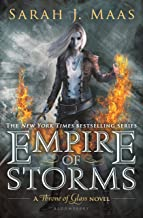 Empire of Storms (Throne Of Glass Series Book 5) (English Edition)