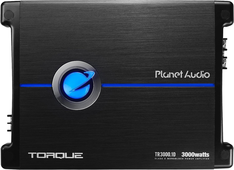 Planet Audio 3000 Watts Class D Car Amplifier