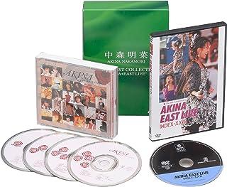 スーパー・ベスト・コレクション AKINA+イースト・ライブ