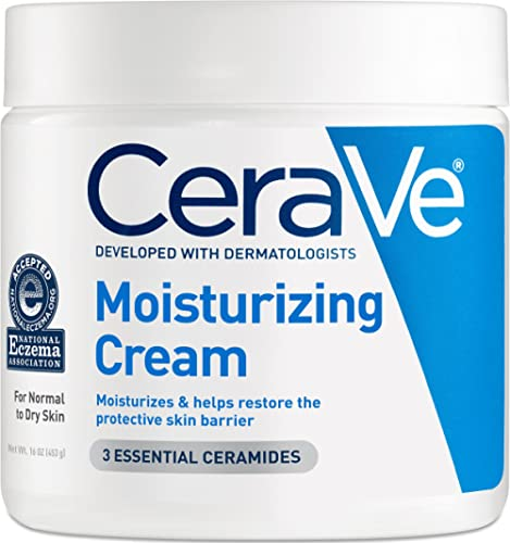 CeraVe Moisturizers, Moisturizing Cream, 16 Ounce product image