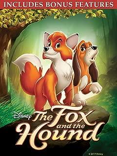 The Fox and the Hound (Plus Bonus Content)
