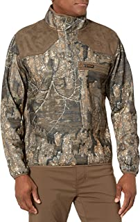 Nomad Men's Slaysman Pop Over Camo Pullover