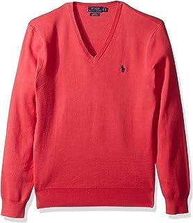 Polo Ralph Lauren Men's Long Sleeve V Neck Sweater
