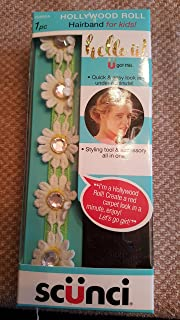 Hollywood Roll Hairband for kids