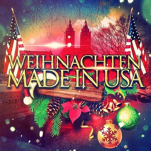 Verschiedene Weihnachtslieder.Weihnachten Made In Usa 50 Besondere Weihnachtslieder Aus Den Usa