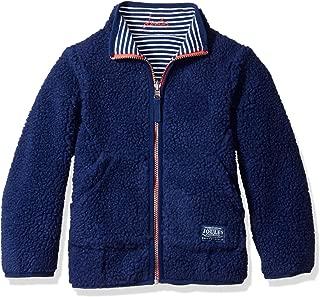 Joules Boys' Little Fred Reversible Fleece Sweatshirt