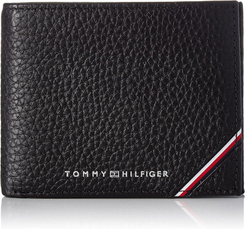 Tommy Hilfiger TH Downtown, Accesorio Billetera de Viaje para Hombre