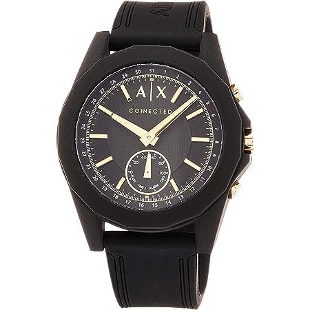 [A|X アルマーニ エクスチェンジ] 腕時計 DREXLER ハイブリッドスマートウォッチ AXT1004 メンズ 正規輸入品