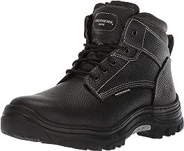Skechers Mens Tarlac Steel Toe Boot - Brown