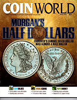 Coin World Magazine, October 2012 (Vol 53, Issue 2738)
