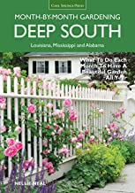 Best louisiana gardening month by month Reviews