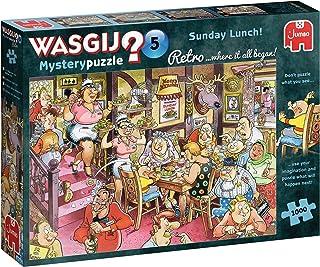 Jumbo Wasgij Retro 5 Zondag Lunch!