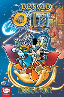 Donald Quest: Hammer of Magic (Donald Duck)