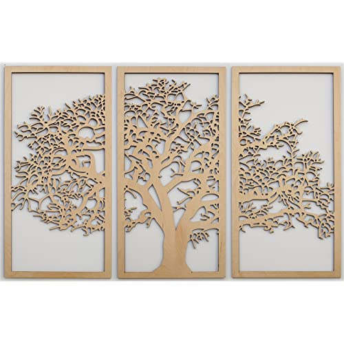 Wood Wall Art Decor Amazon Com