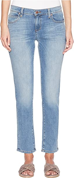 Boyfriend Jeans in Sky Blue