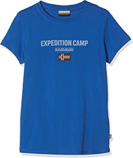 K Sonthe Skydiver Blue Camiseta para Niños