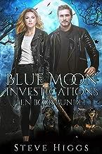 Blue Moon Investigations Ten Book Bundle: A Humorous Fantasy Adventure Series