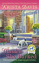 表紙: Murder, She Barked: A Paws & Claws Mystery (English Edition) | Krista Davis