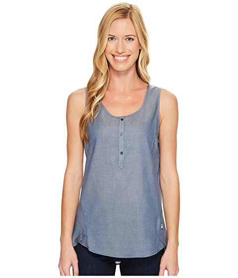 anterior Chambray Tank Top Face North Blue Temporada Touring The qaR4xH
