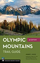 Olympic Mountains Trail Guide: National Park and National Forest