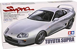 Tamiya Toyota Supra 1:24 Scale Model Kit