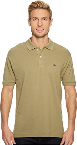 Lacoste - Short Sleeve Classic Pique Polo Shirt