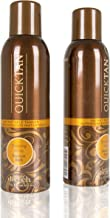 Body Drench Quick Tan Instant Self-Tanner/Bronzing Spray - Medium/Dark, 6 Fl Oz (2 pack)