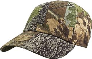 blank camo hats
