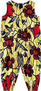 Baby African Print Onesie Dashiki Romper