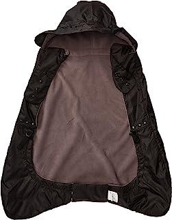 Ergobaby Winter weerhoes - Waterdichte beschermhoes van Fleece voor draagzak - Zwart